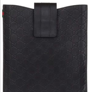 Gucci iPad Case